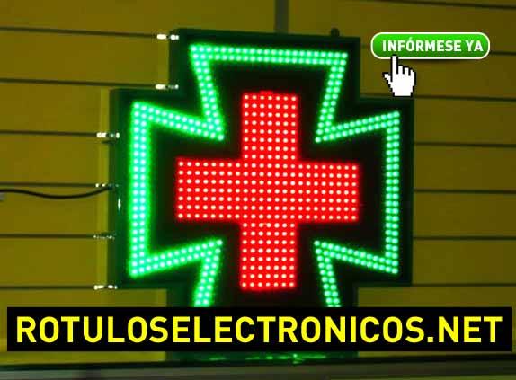 Cruces para farmacias